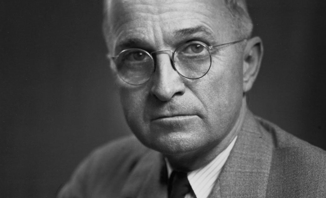 Portrait of Harry S. Truman